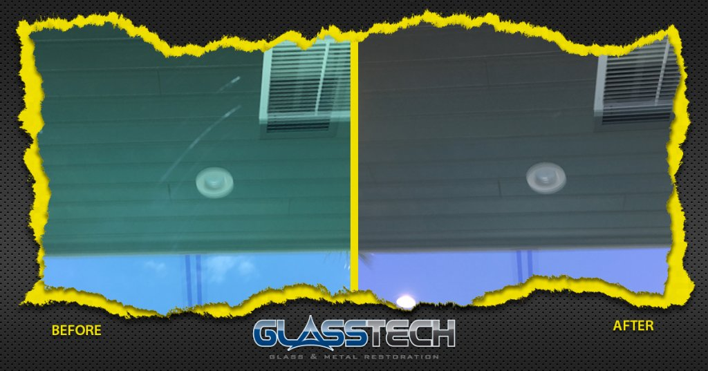 Scratched Glass Removal And Repair